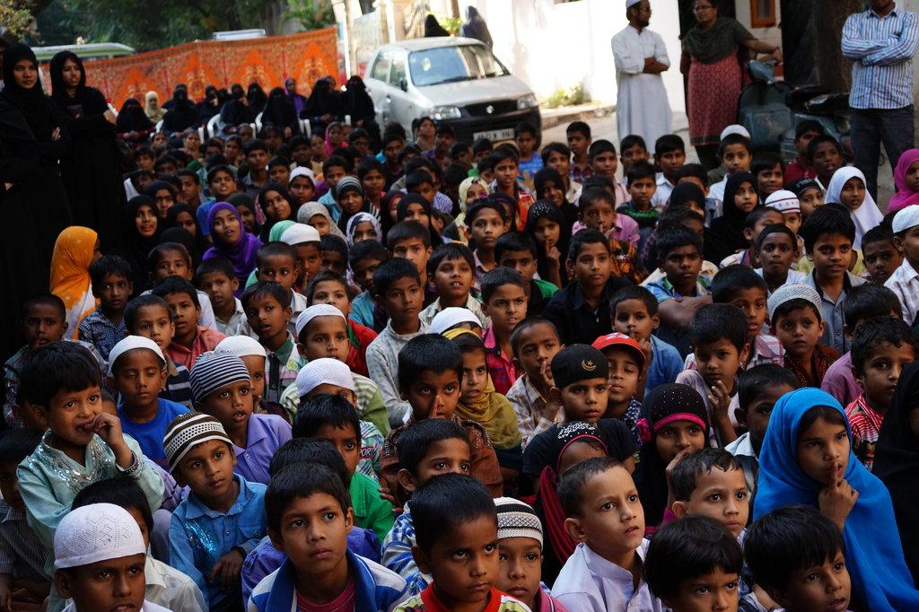 Educational Empowerment of Children in India