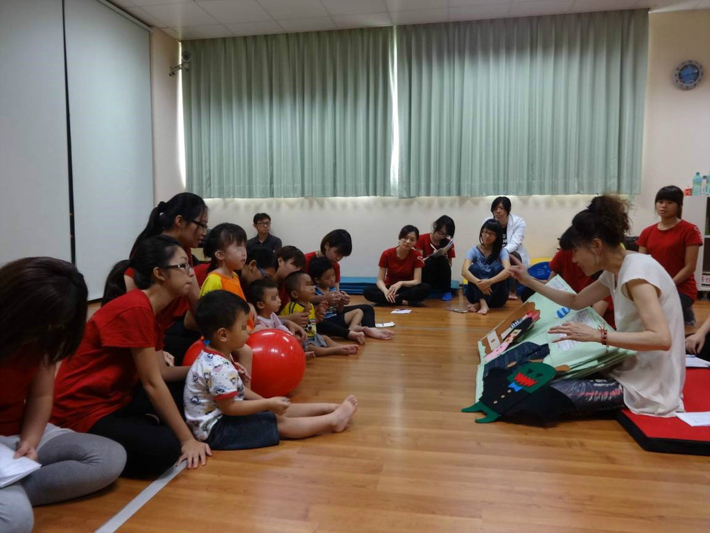 Give a Music Magician to Developmental Delay Kids