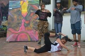 Break Dance Presentation