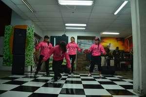 Break Dance Presentation II