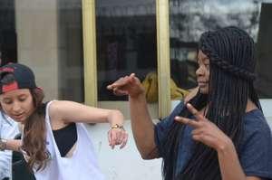 Afro Dance Presentation