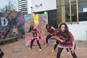 Afro Dance Presentation I