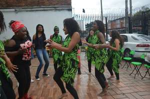 Afro Dance Presentation II
