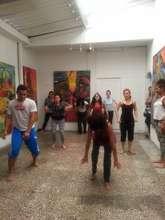 Afro Dance - Workshop