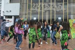 Afro Dance Presentation III