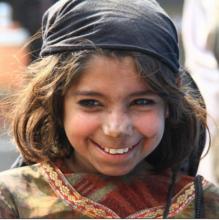 Pakistani child general