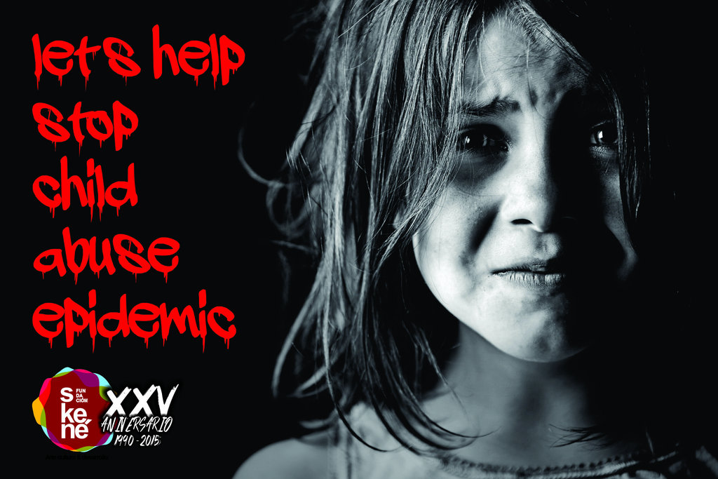 LET'S HELP STOP CHILD ABUSE EPIDEMIC IN COSTA RICA
