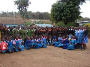International day of the Girlchild Participants