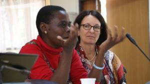 Jane Anyango importance of collaborative processes