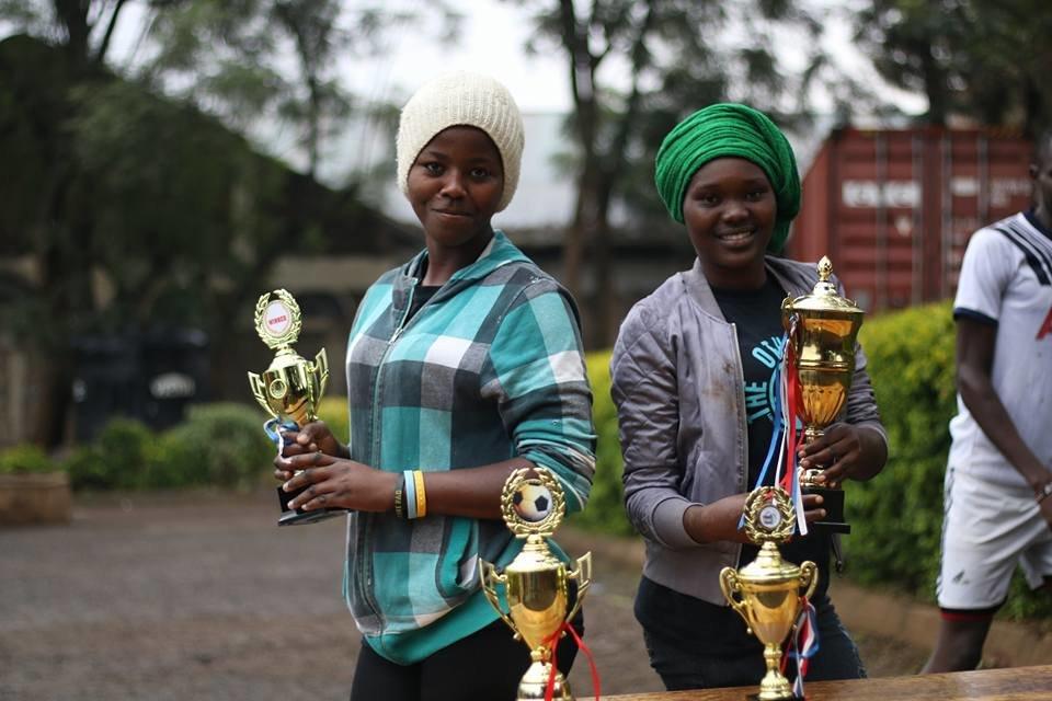 1000 Kibera slum girls empowered to excel