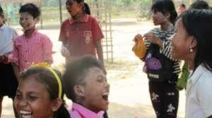 Fun and Games at Khmer New Year
