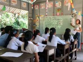 Writing Through workshop