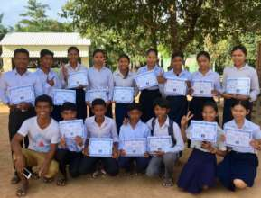 Congratulations to our Graduating Class!