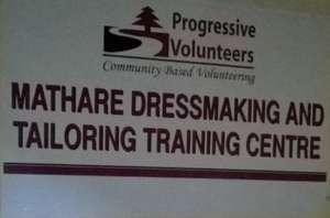 Tailoring Training Centre for Kenyan slum women