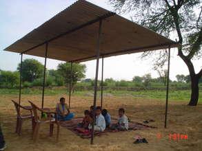 Classroom in Open Area