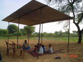 Help Build a Classroom! Freedom Through Education