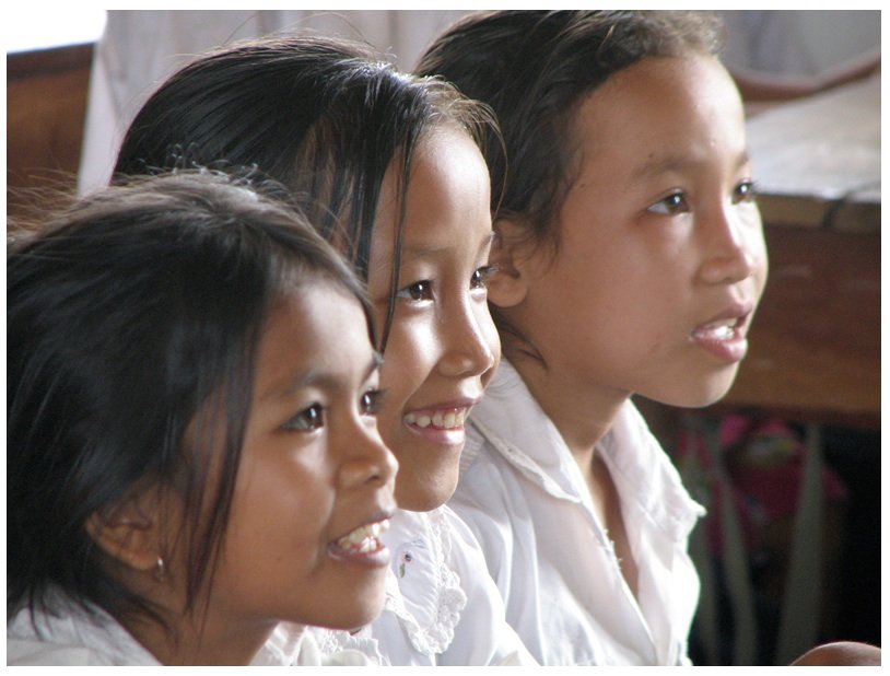 Educate Girls in Svay Rieng, Cambodia