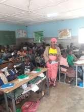 Coordinator of CBG-WA with students