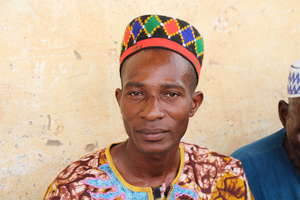 Village Chief of Kamsi