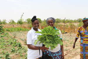 President of Women's Food Cooperative