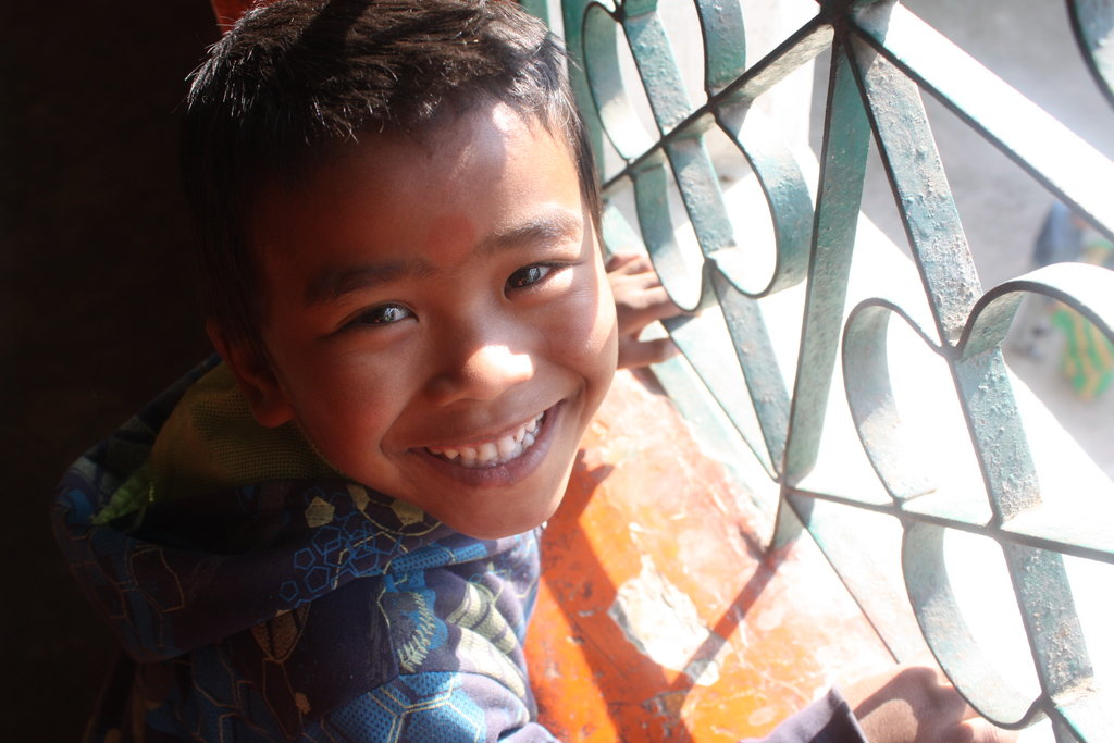Disaster Relief for Nepal's Vulnerable Children