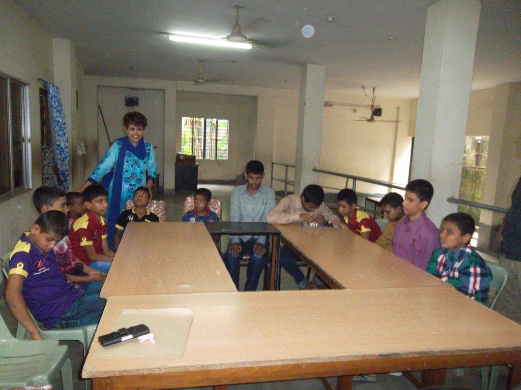 Education for Blind Children of Bangladesh