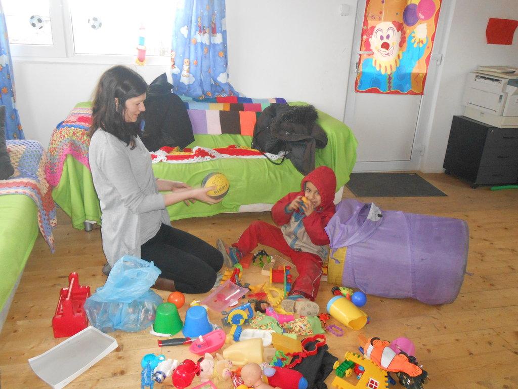 Tutoring & Support for 19 Village Children,Romania