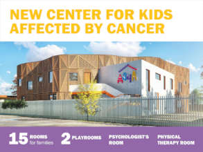New Center Project for 15 families
