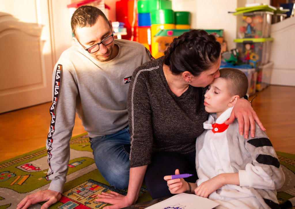 Free Accommodation for Kids with Cancer in Ukraine