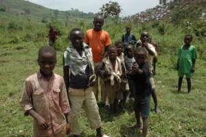 Congolese children. Jullen Harnels