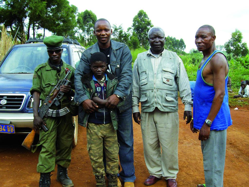 21 Child Soldiers Need Vital Help