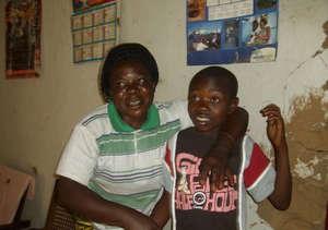Reunited with Mum