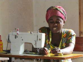 Becoming a seamstress