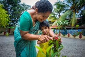 Help Educate 250 Deafblind Children in India