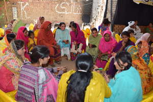 Women group formed by AWARD