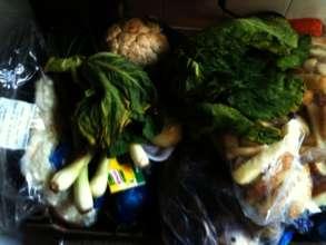 Food waste?