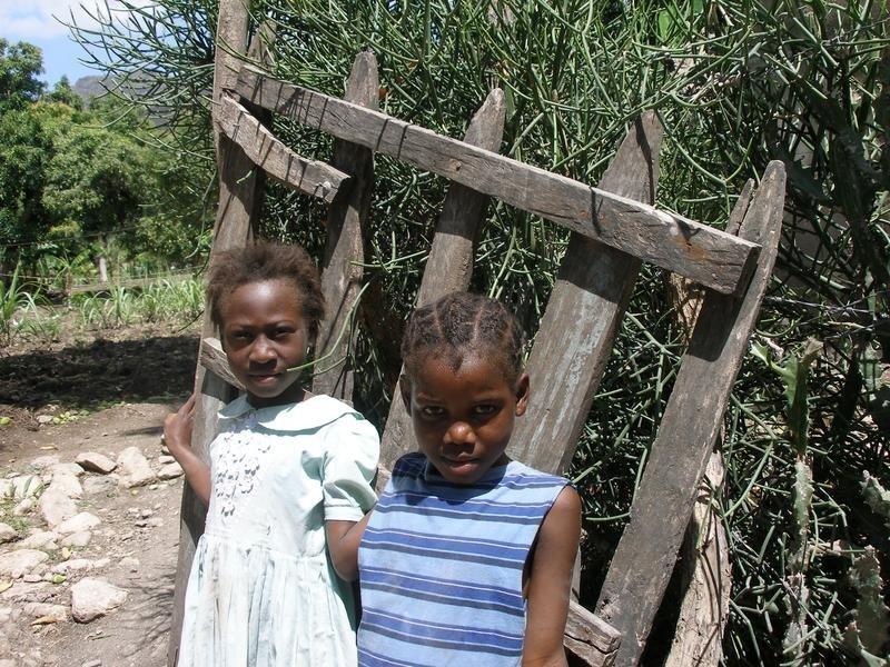 Help Haitians Grow Food Themselves