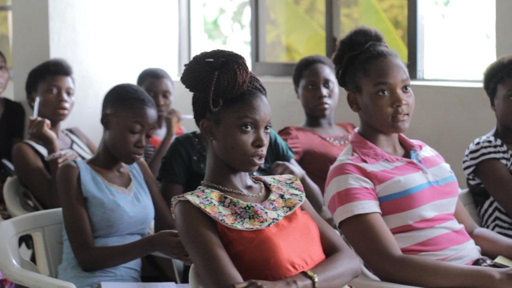 Improving Adolescent Girls Access to SRHR
