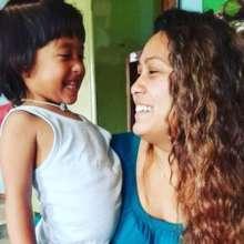 Ganga loves her big sister Meena