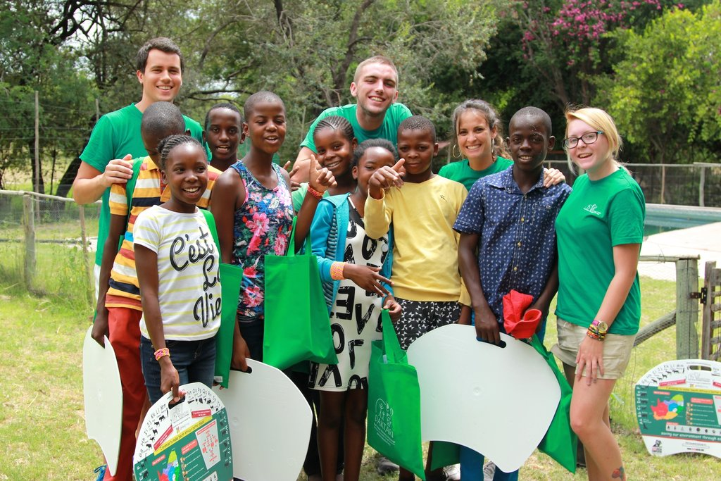 Educate African Children to Save Their Environment