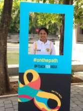 Swati Nandy, 2014 Teach For India Fellow