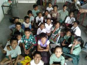 Kids in a Government School