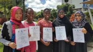 IOP Sponsored Interns in Tanzania