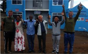 Visitors to Nanofilter - Biogas - Lanterns OFFICE