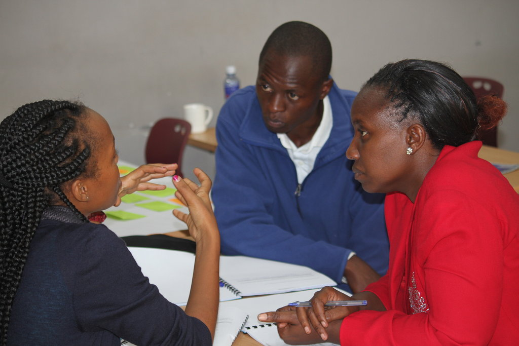 Enable 4000 leaders drive lasting change in Kenya