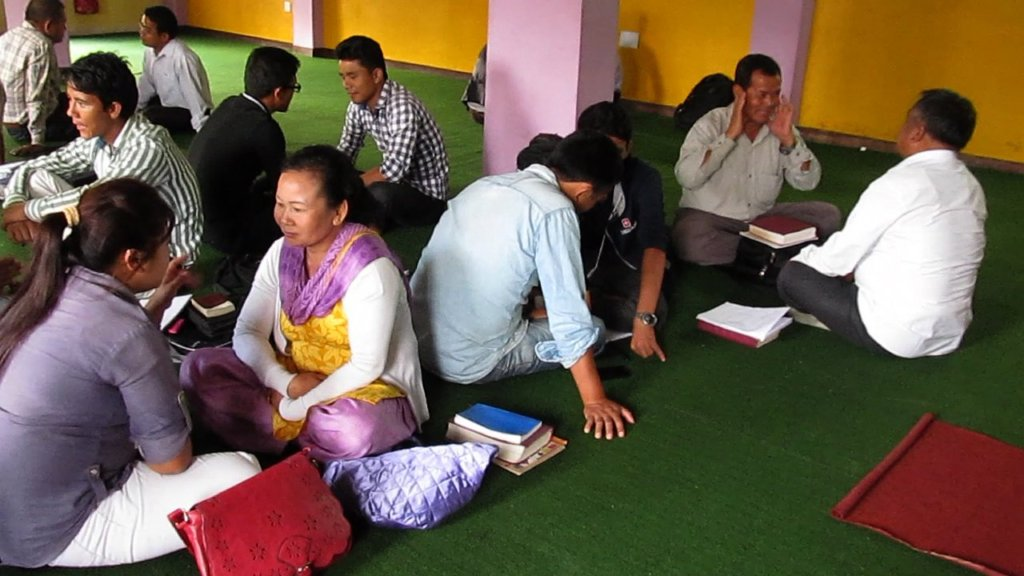 Mental Health and Trauma Training in Nepal