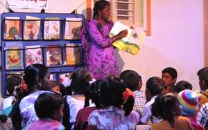 Support 25 Transformative Evening Village Schools