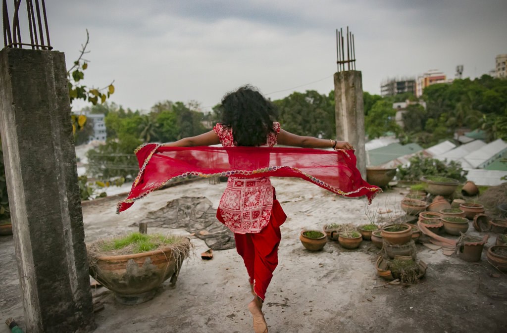 Rescuing Girls from Forced Prostitution in India