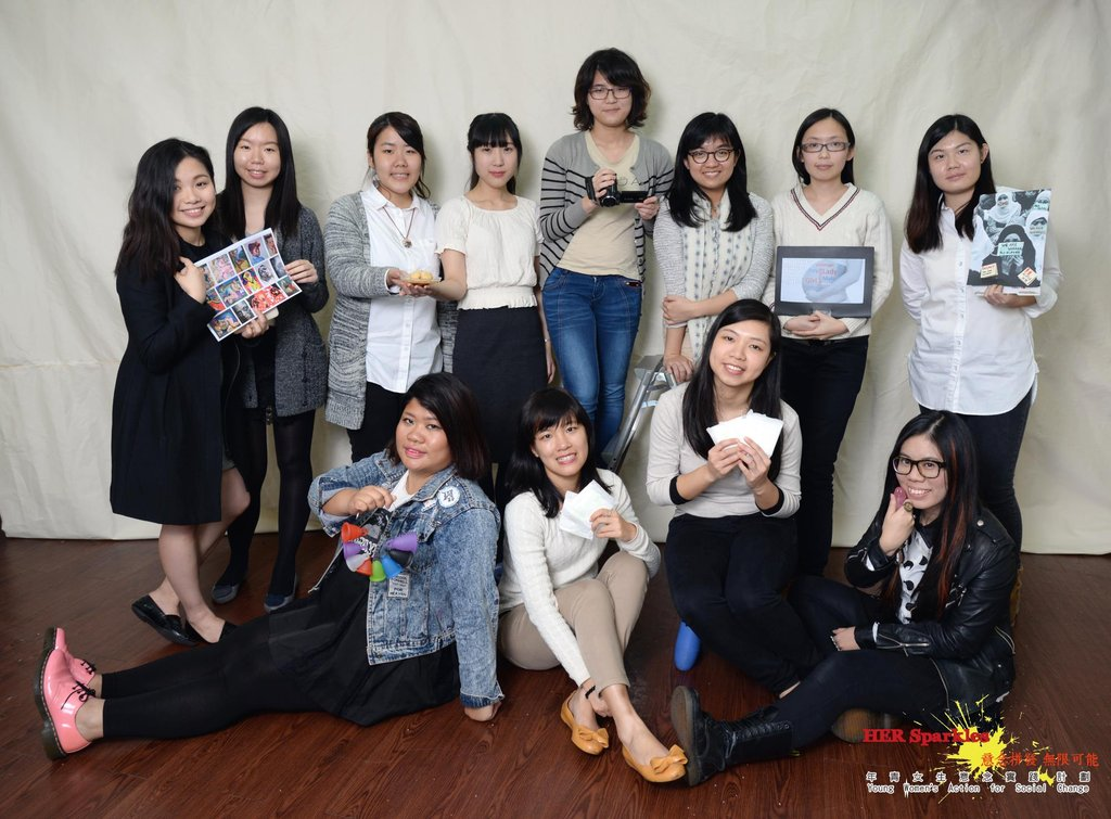 HER Sparkles - Young Women-Led for Social Change