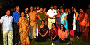 Teachers at a training in Kolkata